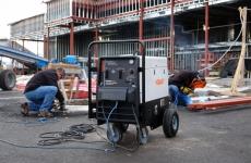 Дизельные сварочные генераторы (электростанции)