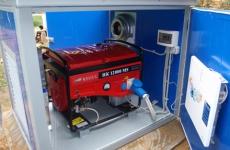 Трехфазные (380 В) дизельные электростанции до 30 кВт