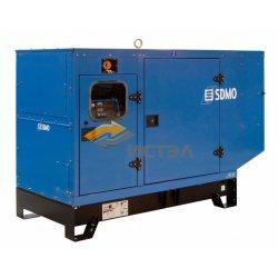 Дизельный генератор (ДГУ) 70 кВт SDMO J88