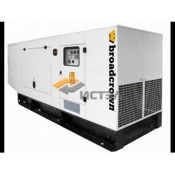 Дизель генераторная установка (ДГУ) 80 кВт Broadcrown BCJD 110-50 (Англия)
