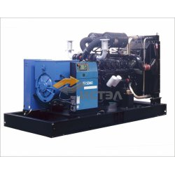 Дизельный генератор (ДГУ) 400 кВт SDMO D550