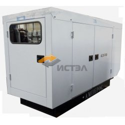 Дизельный генератор АМПЕРОС АД 10-Т230 P (Проф)