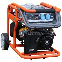 Бензогенератор 5 кВт Zongshen KB 7003 E