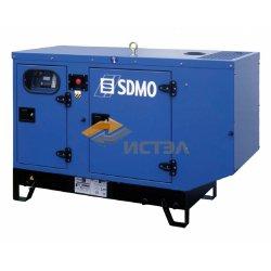 Дизельная электростанция (ДЭС) 12 кВт SDMO K16H