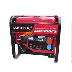 Бензиновый генератор АМПЕРОС LT 11000CLE-3