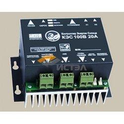 Контроллер КЭС 100/20 MPPT