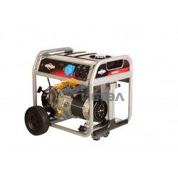 Бензогенератор 5 кВт Briggs & Stratton 6250 A