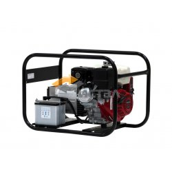 Бензиновый генератор 3 кВт EUROPOWER EP4100E