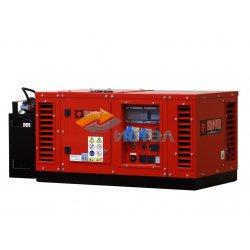 Бензиновый генератор в шумозащитном кожухе 10 кВт EUROPOWER EPS12000E