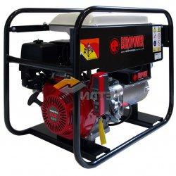 Бензиновый генератор 5.5 кВт EUROPOWER EP7000LE