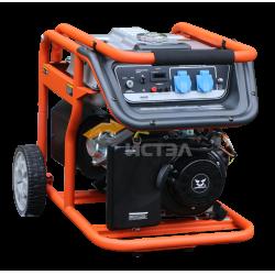 Бензогенератор 4 кВт Zongshen KB 5000 E