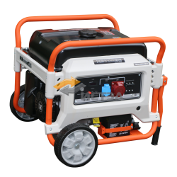 Бензогенератор 5 кВт Zongshen XB 7003 E