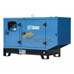 Дизель генераторная установка (ДГУ) 26 кВт SDMO T33K