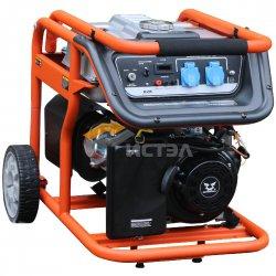 Бензогенератор 3 кВт Zongshen KB 3300E