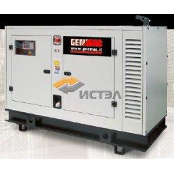 Дизельная электростанция (ДЭС) 120 кВт GenMac G 150I (Италия)