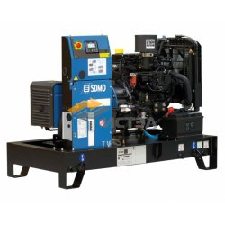 Дизель генераторная установка (ДГУ) 13 кВт SDMO T16K