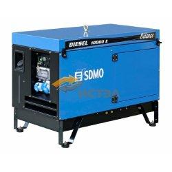 Дизельный генератор SDMO DIESEL 10000 E SILENCE