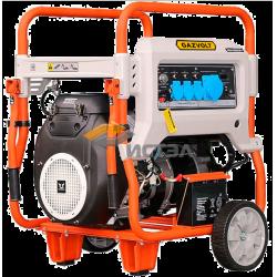 Газовые генераторы Gazvolt Standard 10000 A 01