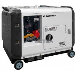 Дизельный генератор DAEWOO DDAE 9000SSE-3