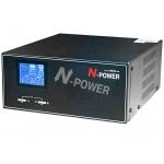 Источник бесперебойного питания ИБП для циркуляционного насоса 300 Вт N-Power ИБП Home-Vision 300W-12V