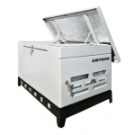 Газовый генератор Genese Standard 8500 Neva в шумо-вибро кожухе уличного исполнения.