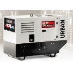 Дизельная электростанция (ДЭС) 10 кВт GenMac G 13500YE (Италия)