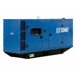 Дизельный генератор (ДГУ) 160 кВт SDMO J220 C2