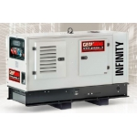 Дизель-генераторная установка (ДГУ) 15 кВт GenMac G 20Y (Италия)