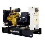 Дизель генераторная установка (ДГУ) 100 кВт Broadcrown BCJD 130-50 (Англия)