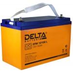 Свинцово-кислотные аккумуляторные батареи Delta  DTM 12250 L