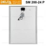 Солнечная панель (модуль) Delta SM 200-12 P (12В / 200Вт)