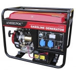 Бензиновый генератор АМПЕРОС LT 3800CL