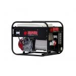 Бензиновый генератор 5.5 кВт EUROPOWER EP6500TLN