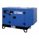 Дизель генераторная установка (ДГУ) 9 кВт SDMO T12K