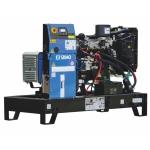 Дизельная электростанция (ДЭС) 10 кВт SDMO K12