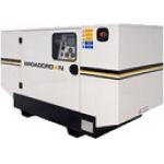 Дизельный генератор Broadcrown BCM 22-50 (Англия)