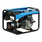 Дизельный генератор SDMO DIESEL 6000E XL C