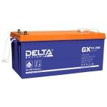 Гелевые аккумуляторные батареи Delta GX 12-12