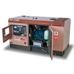 Дизельный генератор TOYO TKV-11SBS (Япония) в шумозащитном кожухе