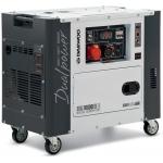 Дизельный генератор DAEWOO DDAE 10000DSE-3 (двухрежимный 380/220В)