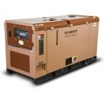Дизельный генератор TOYO TG-21SBS (Япония) в шумозащитном кожухе