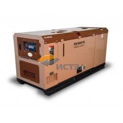 Дизельный генератор TOYO TG-40TBS (Япония) в шумозащитном кожухе