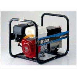 Бензиновый генератор SDMO HX 7500 T-C