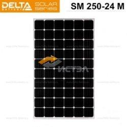 Солнечная панель (модуль) Delta SM 250-24 M (24В / 250Вт)