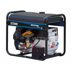 Бензиновый сварочный генератор SDMO WELDARC 300 TE XL C