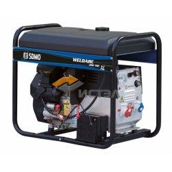 Дизельный сварочный генератор SDMO WELDARC 300 TDE XL C