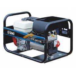 Бензиновый сварочный генератор SDMO VX 220-7.5H-S