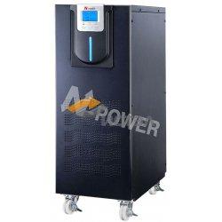 Источник бесперебойного питания ИБП 15 кВА N-Power Mega-Vision 15000 (3/1, 1/1)