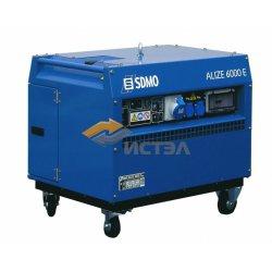 Бензиновый генератор SDMO ALIZE 6000E