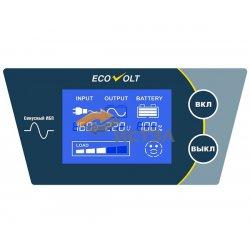 Источник бесперебойного питания ECOVOLT ECO312 для насосов отопления